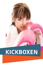 Kickboxen in der TOWASAN Karate Schule Gruenwald