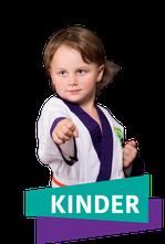Unser Angebot für Kinder, Kinder-Karate schon ab 3 Jahren
