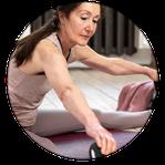 séances de yoga a saint pierre de corps avec christine videgrain