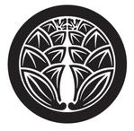 家紋「丸に抱き茗荷」