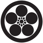 家紋「丸に梅鉢」