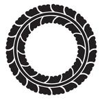 家紋「藤輪」