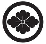 家紋「丸に花菱」