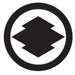 家紋「丸に松皮菱」