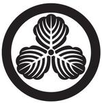 家紋「丸に三つ柏」