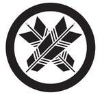 家紋「丸に違い矢」