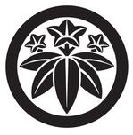 家紋「丸に笹竜胆」