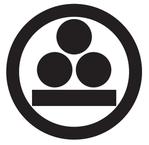 家紋「丸に三つ星に一つ引」