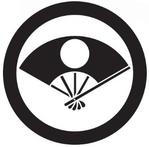 家紋「丸に日の丸扇」
