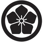 家紋「丸に桔梗」