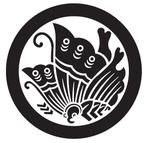 家紋「丸に揚羽蝶」