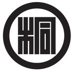家紋「丸に桐の角字」