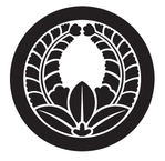 家紋「丸に上り藤」
