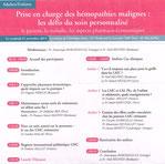 2 Symposium ARIAD PRISE EN CHARGE DES HEMOPATHIES MALIGNES DEFIS SOIN PERSONNALISE lmc france leucemie myeloide chronique maison amerique latine