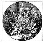 """Die Geburt Jesu Christi"""