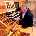 Otto M. Krämer, Orgel