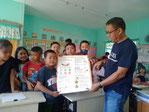 フィリピン担当      マリベス・N・レボトン