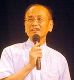 尖閣や集団的安全保障をテーマに講演した孫崎享氏(6日夜)