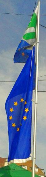 Flagge Europa-Union
