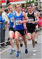 Adam Bitchell - A great runner I used to work with