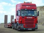 Scania R470 Silye es Tarsa