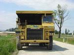 CAT Dumper 769C HABAU