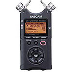 ZOOM H4NSP GE portabler MP3 Wave-Recorder
