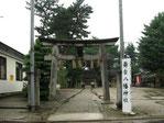 舞台八幡神社