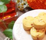 オレンジよろこびオーガニックオレンジカシュークッキー