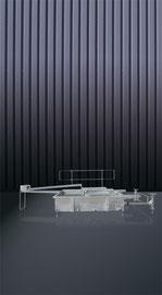 Plataforma de reciclaje de aguas en obras