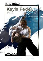 Aikidolehrgang mit Karla Feder 6. Dan Aikikai März 2019