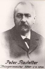 Peter Rastetter