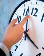 Zeit managen | Tipps