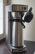 Kaffeemaschine mit Isolierpumpkanne