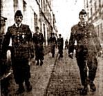 Harkis en patrouille dans le 13ème arrondissement
