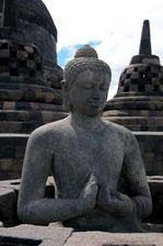 Borobodur-Tempel