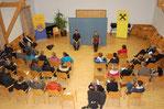 """Veranstaltung über das Thema """"Sexuelle Gewalt gegen Kinder"""""""