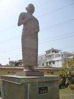 Statue of Rahula