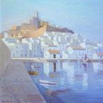 Vicent Ferrer Guasch der Maler der weissen Insel