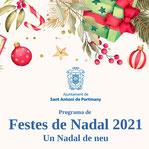 Weihnachten in Sant Antoni de Portmany