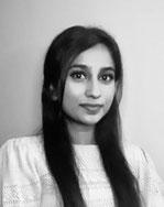 Abheira Murugan, Junior Project Manager