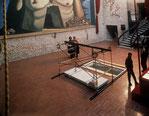 Тело Сальвадора дали возращено в Театр-музей