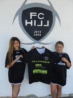 FC-HILL Dress Vorderseite