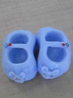 青い靴 Kさんの作品
