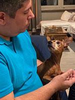 Gespräche mit einem Hund, Tierheilung