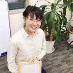 松井式気功整体講座認定講師「高橋紅妃」