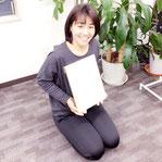 松井式気功整体講座認定講師「黒田みずき」
