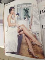 Braut Magazin Fotoshooting Brautkleider