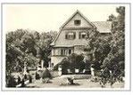 """ehemalige Altbuddhistische Gemeinde, Utting a.A., """"Buddhistisches Haus Georg Grimm"""""""