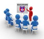 Réunion éducateurs - Eglantins Hendaye